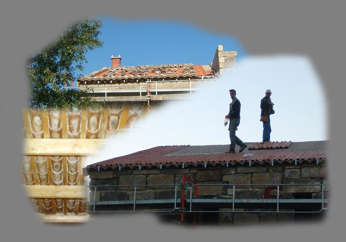 Renovation toiture uzes gard 30 9 et r novation for Construction piscine uzes